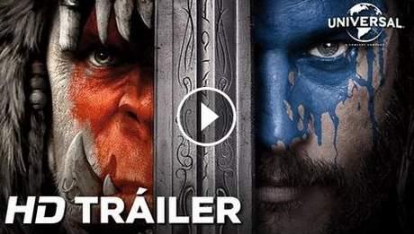 Trailer español de Warcraft: el origen