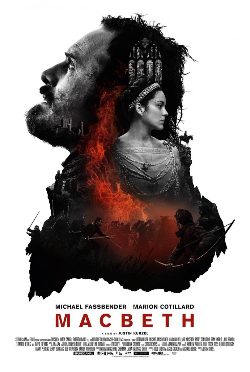 Póster de Macbeth