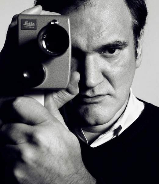 Quentin Tarantino estrella paseo de la fama
