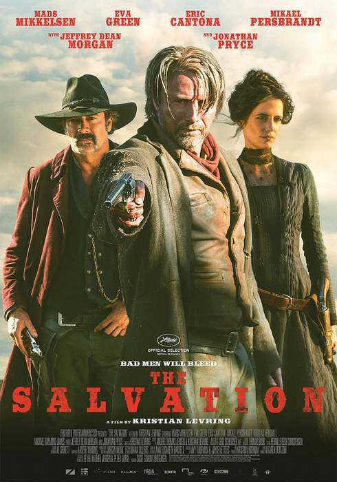 Póster de The Salvation