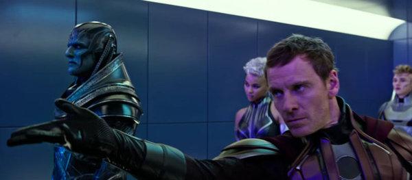 Trailer de X-Men: Apocalipsis