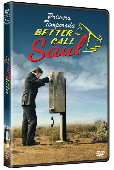 Estreno DVD Better Call Saul