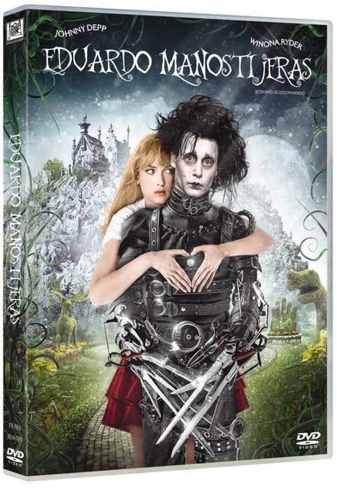 Estreno en DVD y Blu-ray de Eduardo Manostijeras