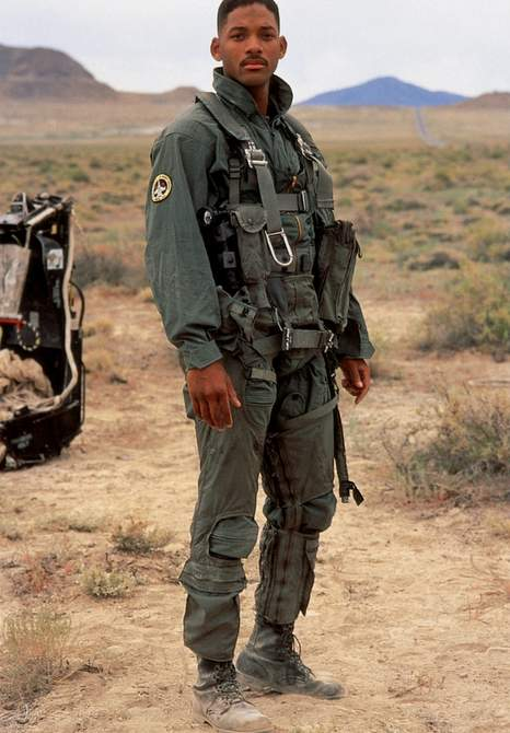 Independence Day 2 Personaje de Will Smith