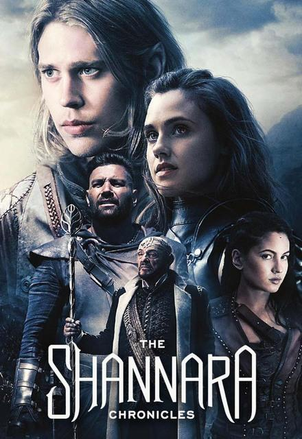 Póster de Las Crónicas de Shannara