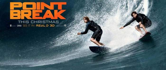 Crítica de Point Break: Sin límites