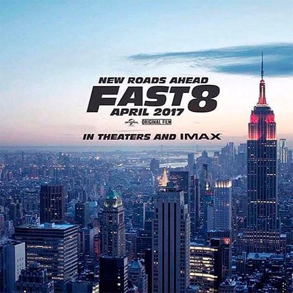 Primera imagen de Fast & Furious 8