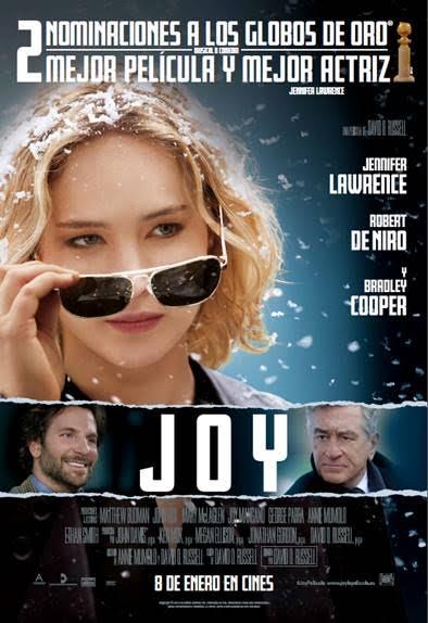 Póster de Joy