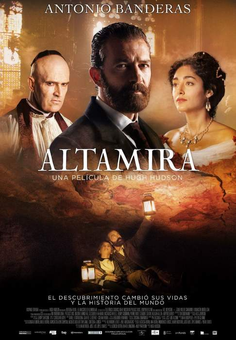 Póster de Altamira