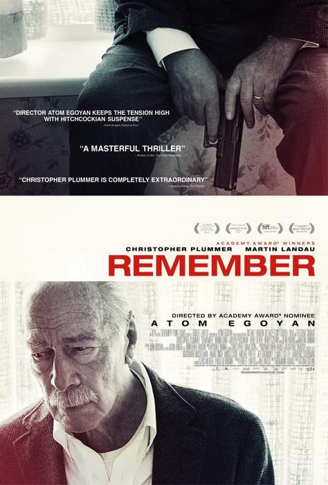 Póster de Remember