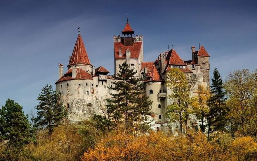 Imagen del Castillo del Conde Drácula