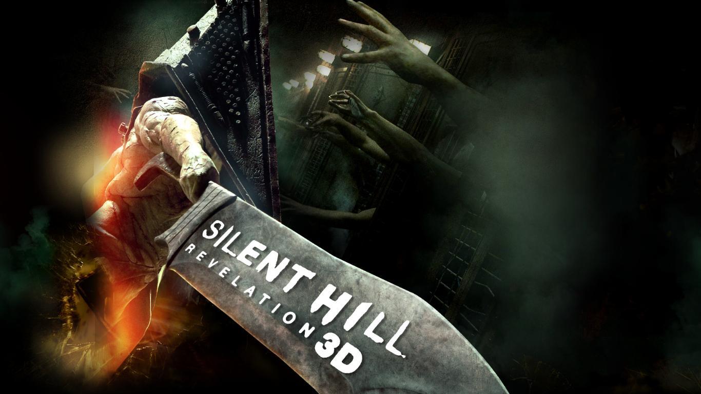 Estreno de Silent Hill Revelation 3D