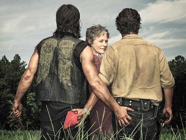 Capítulo final de temporada de The Walking Dead
