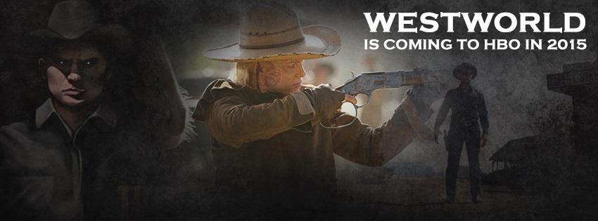 Banner de la serie Westworld