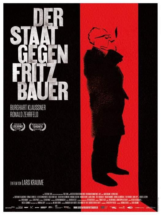 Póster de El caso Fritz Bauer