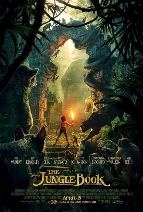 Póster de El Libro de la selva