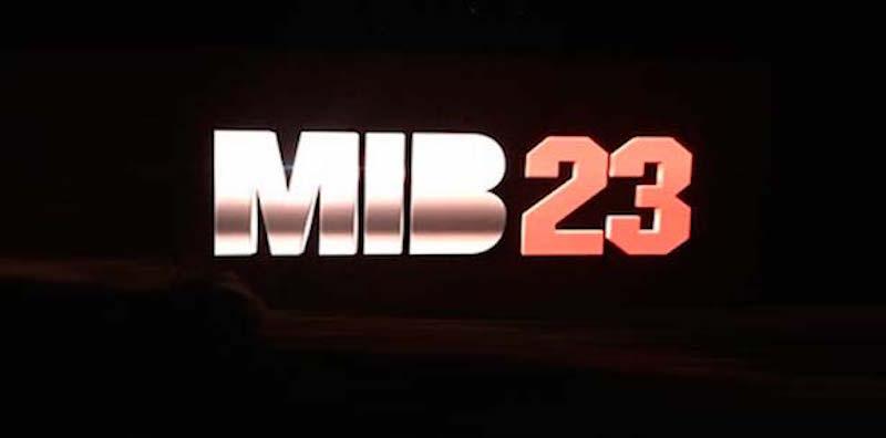 Logo MIB 23
