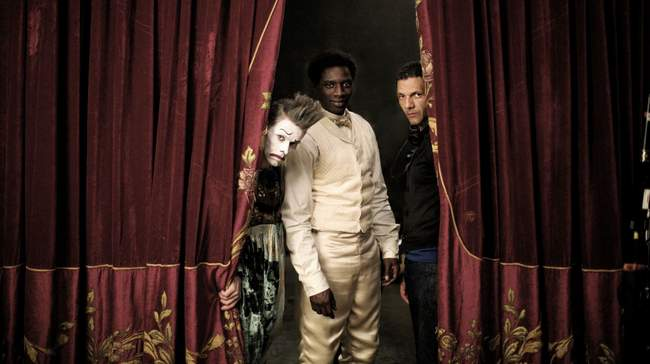 Omar Sy en Monsieur Chocolat, tu cita con el cine francés