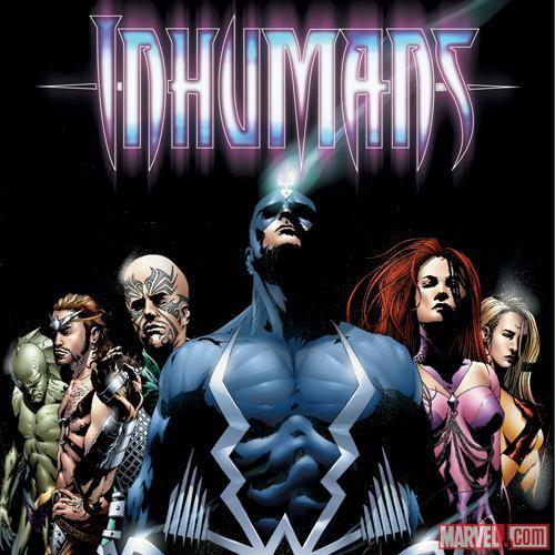 Los Inhumanos fuera de la Agenda Marvel