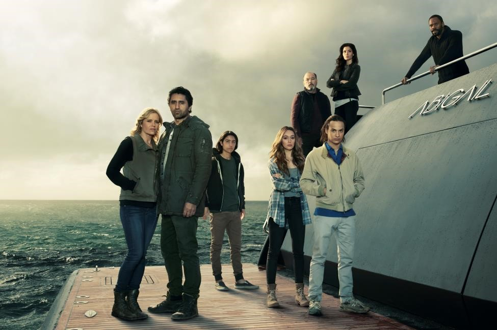 Confirmada la tercera temporada de Fear the walking dead