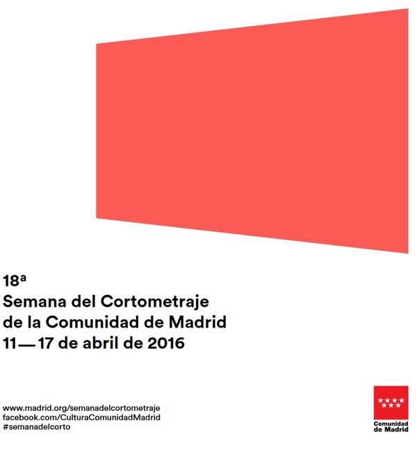 Semana del Cortometraje de la Comunidad de Madrid 2016