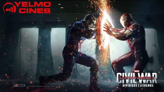 Concurso primer pase de Capitán América: Civil War