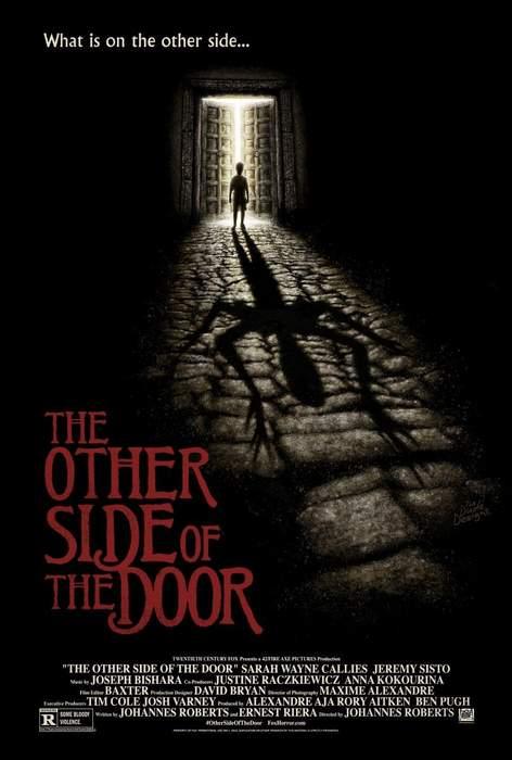 Póster de El Otro lado de la puerta