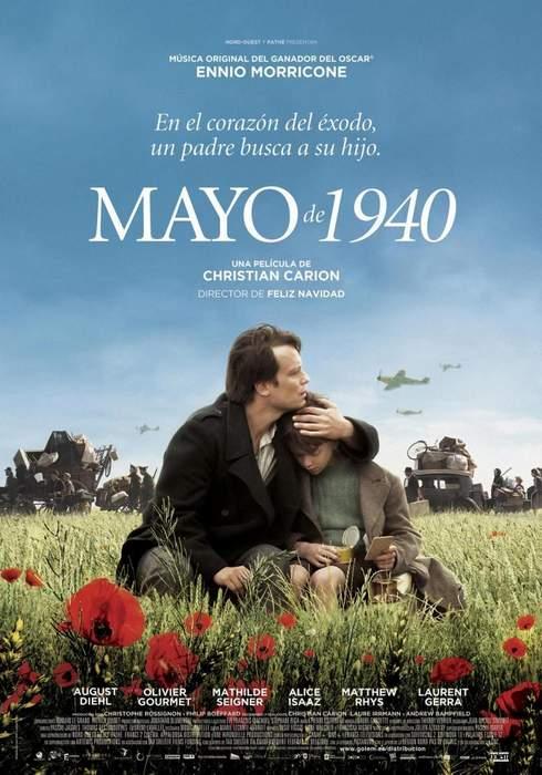Póster de Mayo de 1940