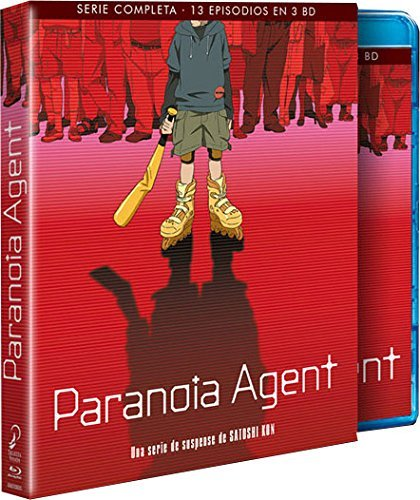 Serie en Blu-ray Paranoia Agent