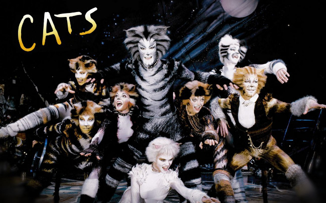 Adaptación al cine del musical Cats