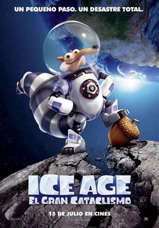 Tráiler de Ice Age: El gran cataclismo
