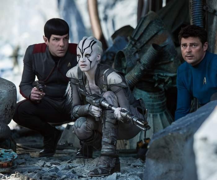Tráiler en español de Star Trek: Más allá