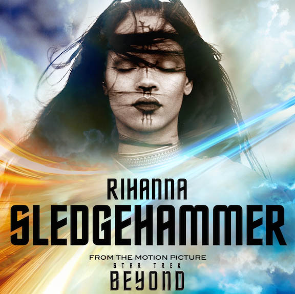 Rihanna nuevo tráiler de Star Trek Beyond