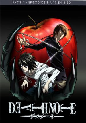 Death Note Parte 1 en Blu-ray