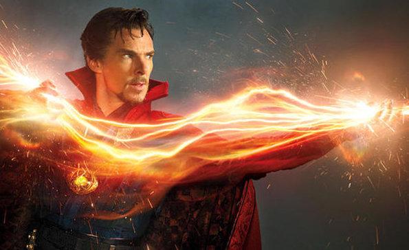 Tráiler de Doctor Extraño de Marvel
