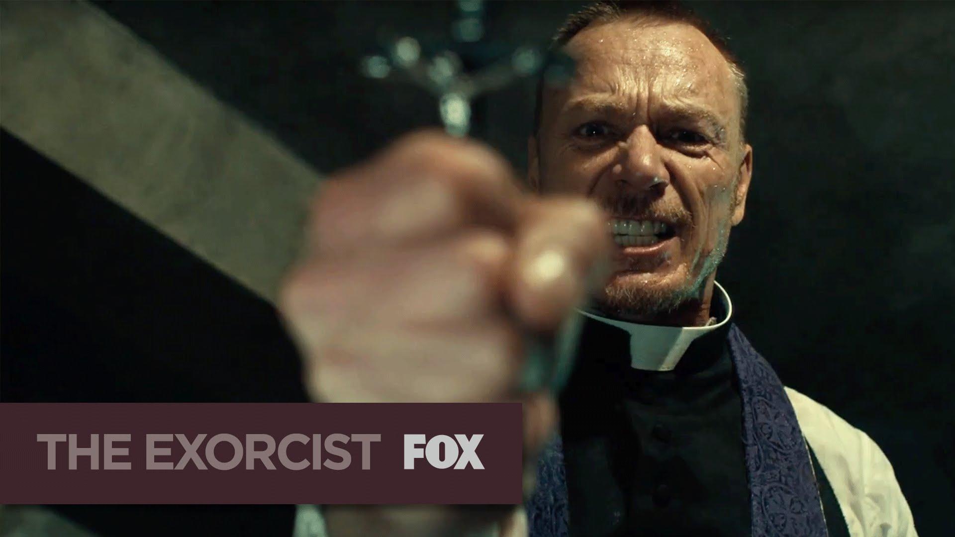 """Serie de televisión el exorcista de FOX segunda temporada de """"El Exorcista"""""""