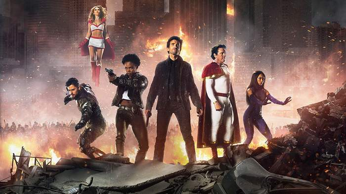 La serie Powers cancelada