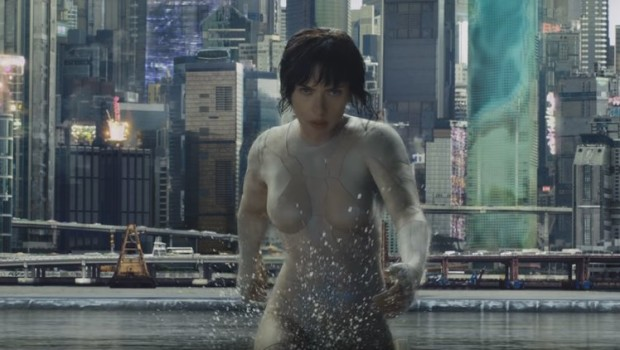 Tráiler de Ghost in the shell