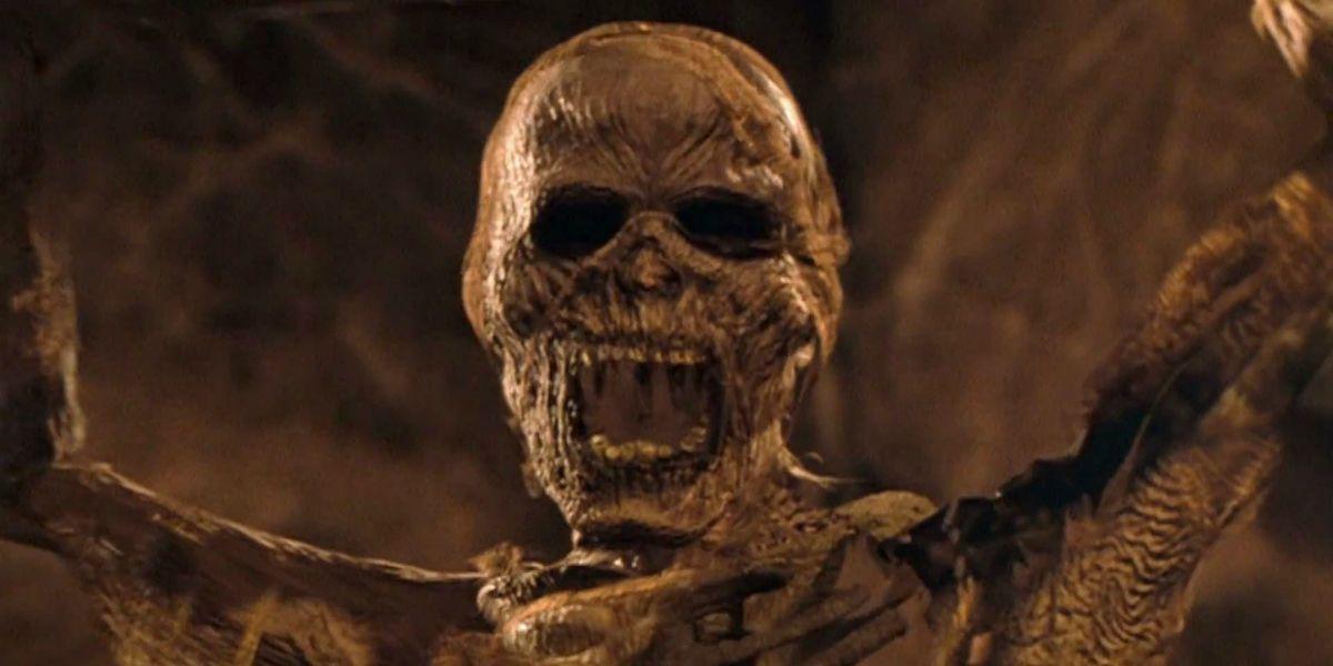 """El terrorífico reboot de """"La momia"""""""