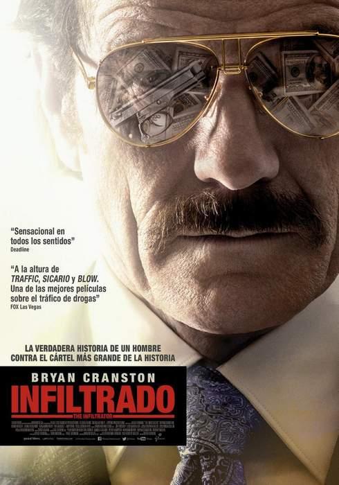"""Póster de """"El infiltrado"""""""