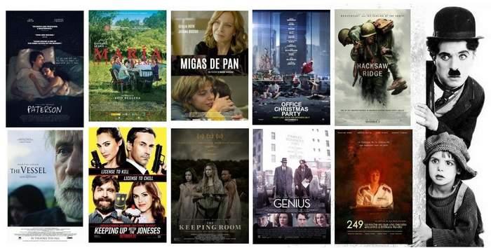 Estrenos de cine 7 de diciembre de 2016
