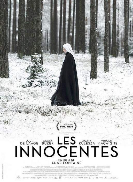 """Póster de """"Las inocentes"""""""