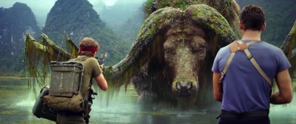 Tráiler de Kong: La isla calavera