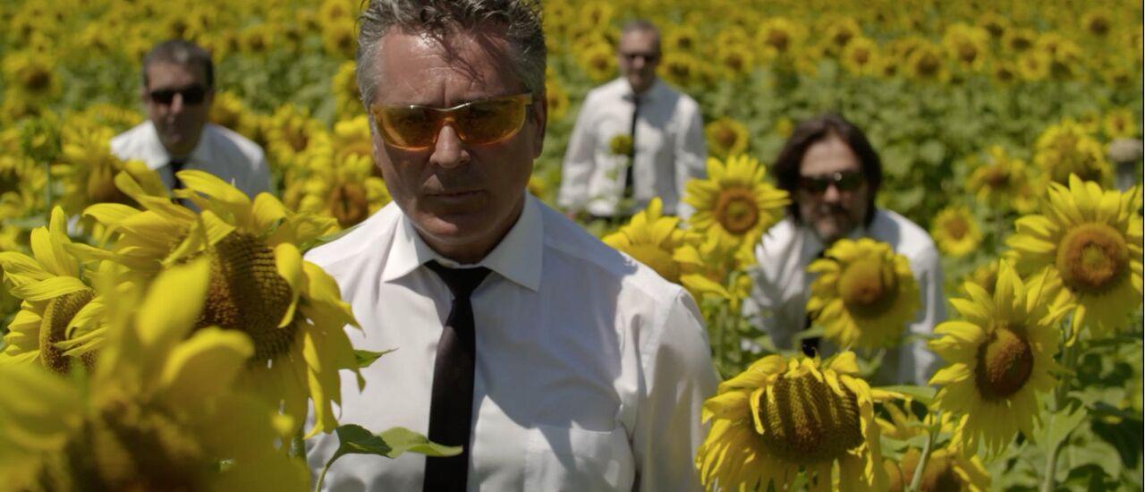 Primera imagen de la película de No me pises que llevo chanclas