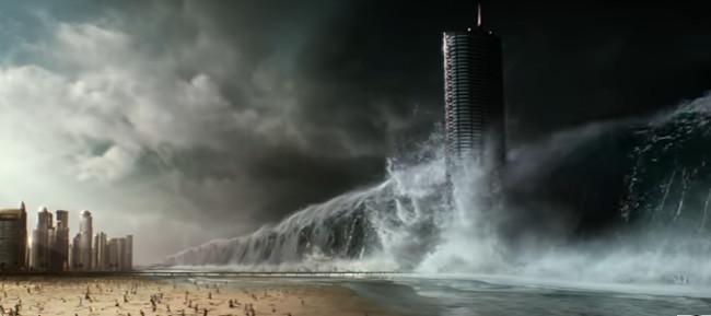 Tráiler de Geostorm