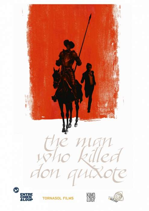 Rodaje de The Man Who Killed Don Quixote