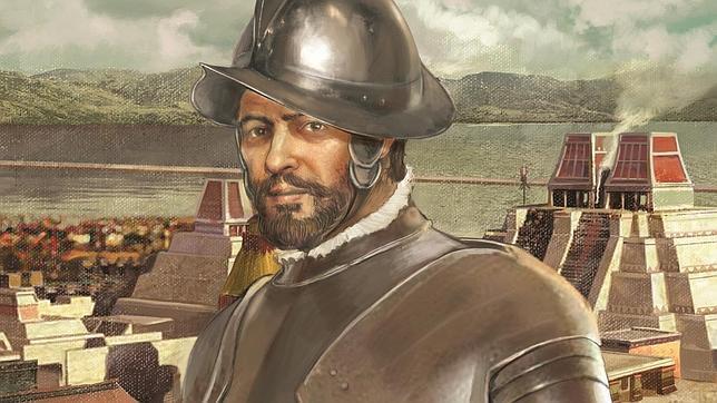 serie Hernán Cortés