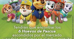 Ven a disfrutar una semana santa con niños con La patrulla canina