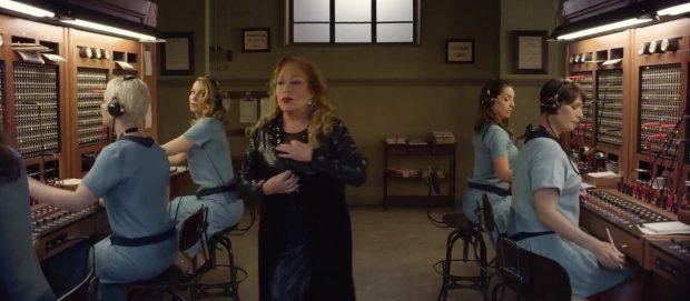 Anuncio de Netflix las chicas del cable y Eurovisión