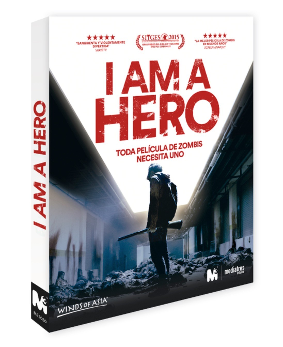 Blu-ray de I am a Hero